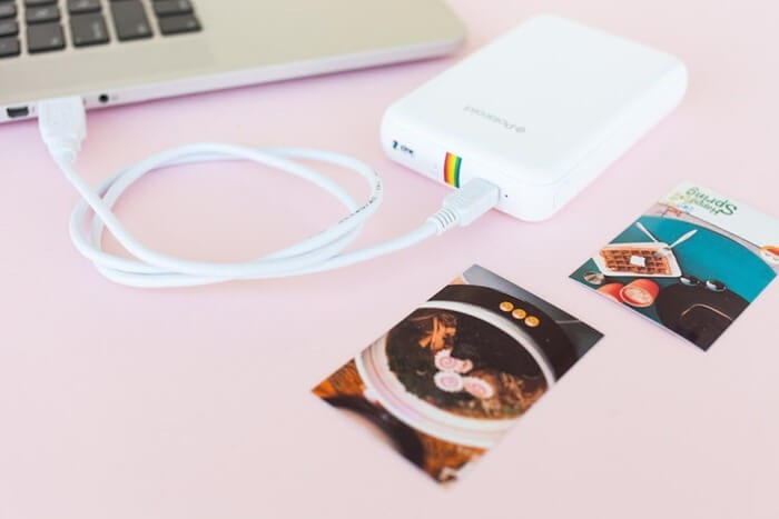 Мобильный принтер Polaroid Zip