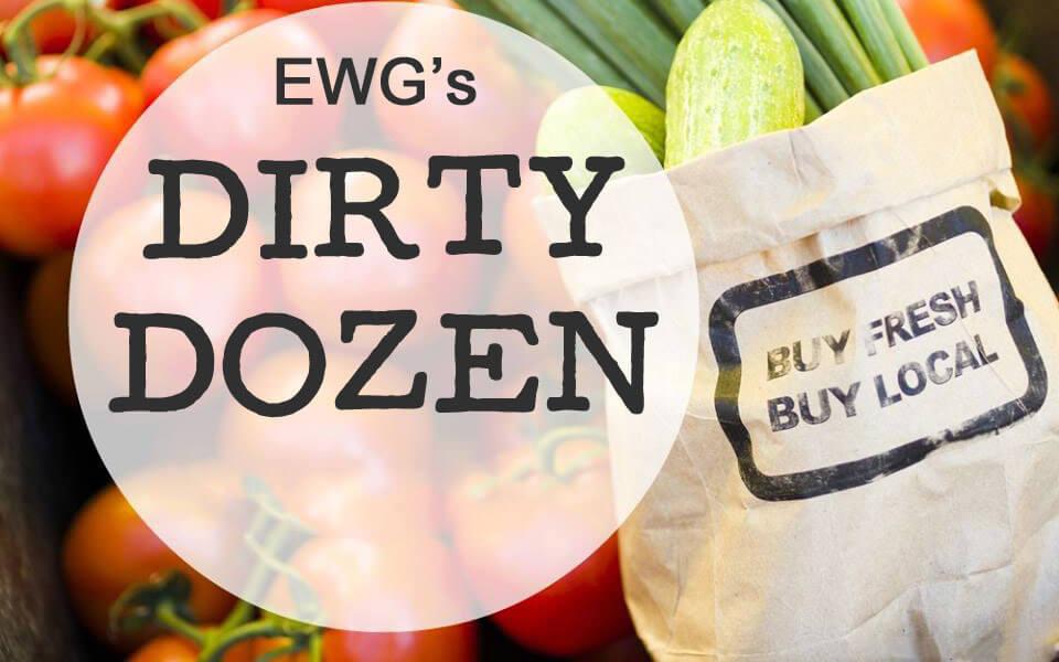 EWG Dirty Dozen