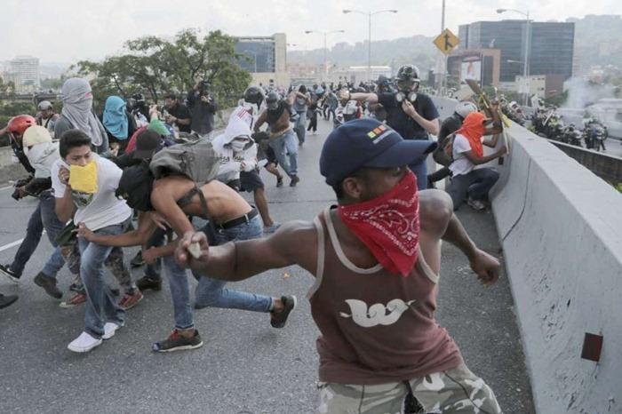 Каракас самый криминальный город мира