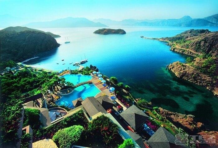D - Hotel Maris 5* возглавляет рейтинг отелей Турции 2017 по отзывам туристов