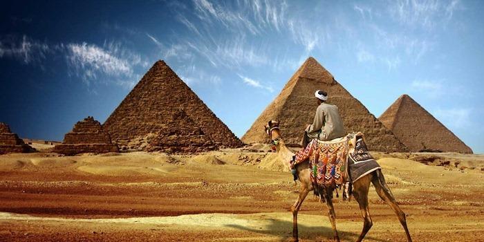 Египет в мае 2017