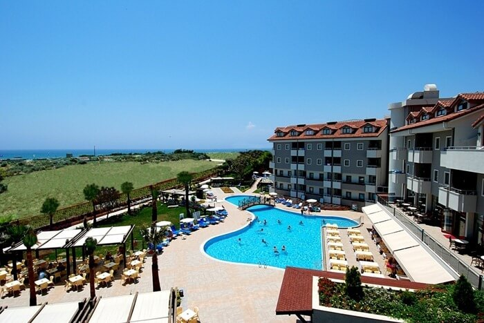 Monachus Hotel & Spa 4*