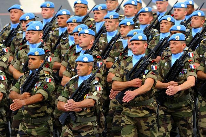 Французская армия в рейтинге армий 2018 года