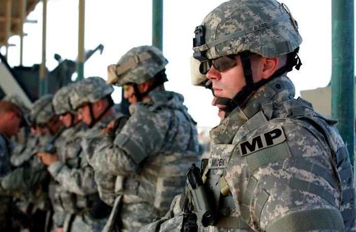 США – самая сильная армия в мире