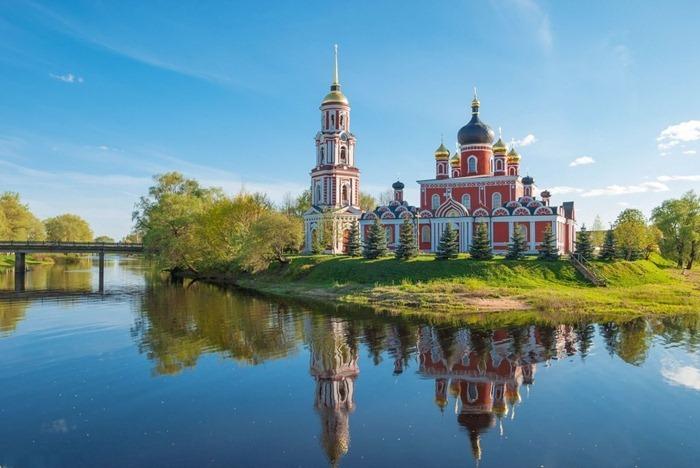 Великий Новгород, Старая Русса