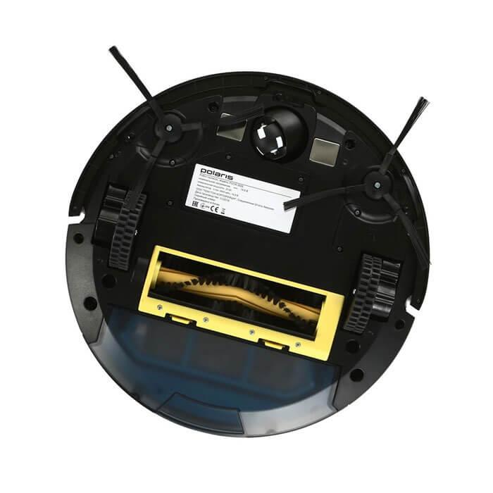 Polaris PVCR 0826 - вид снизу, турбощетка