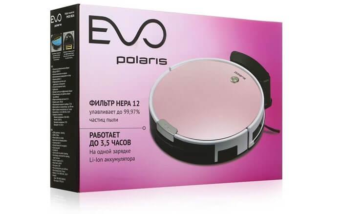 Упаковка Polaris PVCR 0826