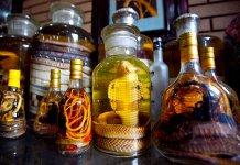 Самые необычные алкогольные напитки