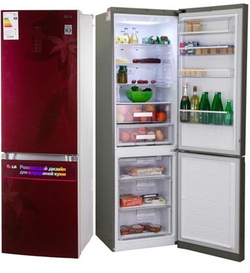 LG GA-B489 TGRF красивый холодильник