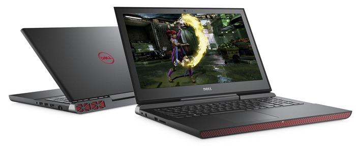 Лучший игровой ноутбук DELL INSPIRION 7567