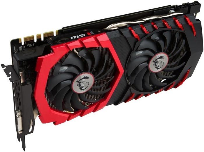 MSI GeForce GTX 1070 GAMING X 8G