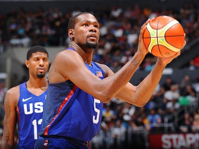 Кевин Дюрант (баскетбол)