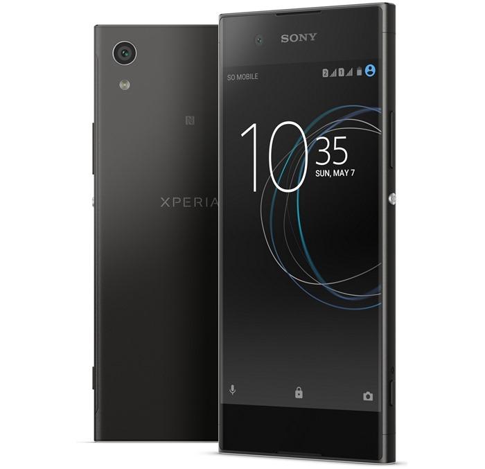 Sony Xperia XA1 – хороший безрамочный смартфон