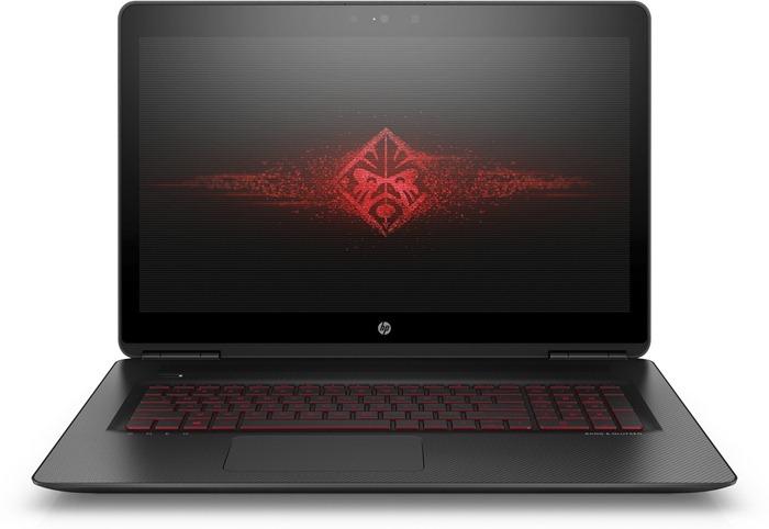 Игровой ноутбук HP Omen 17