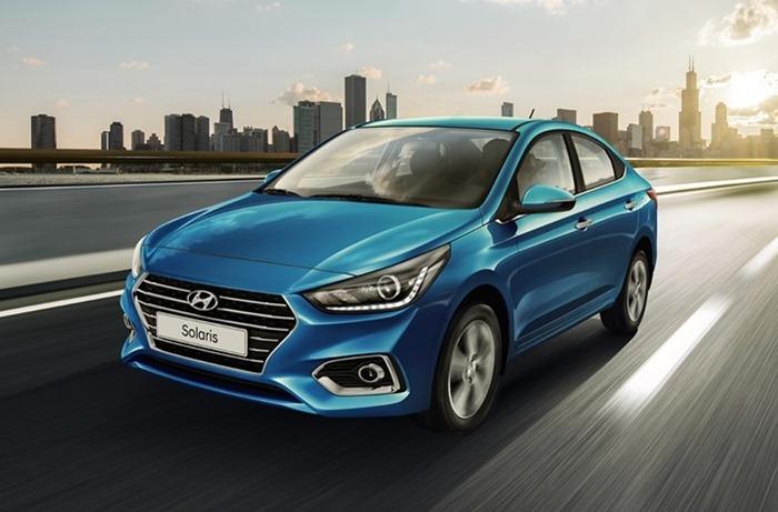 Hyundai Solaris – самый угоняемый автомобиль 2017 года