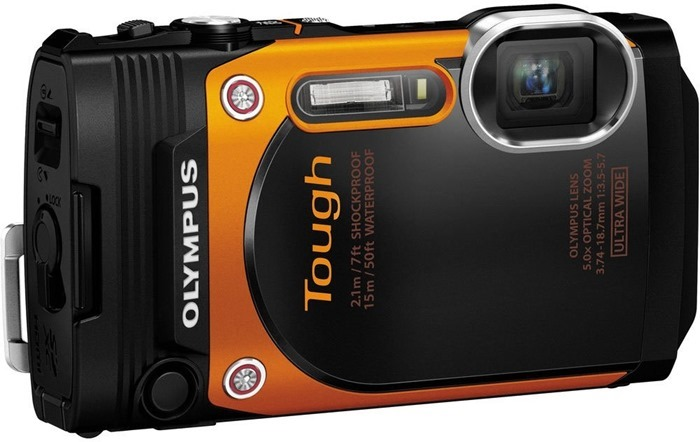 Olympus Tough TG-860