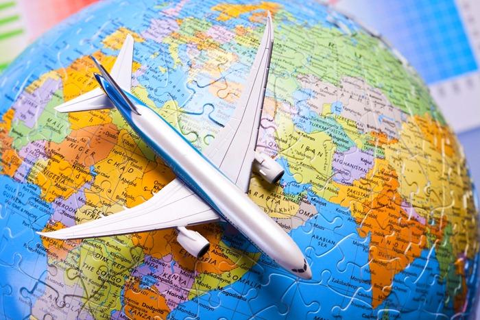 Что взять в самолёт?