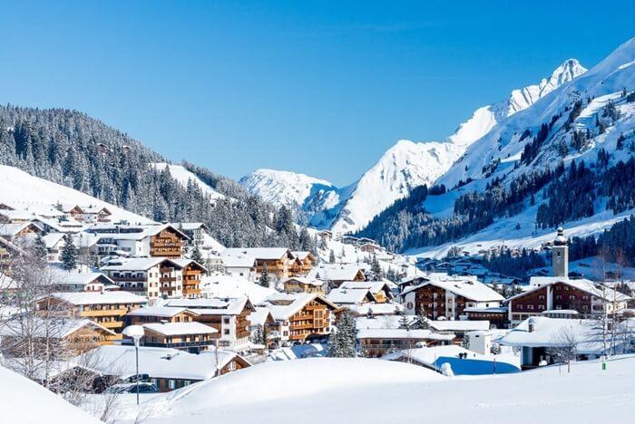 Лех (Lech) – лучший мировой горнолыжный курорт