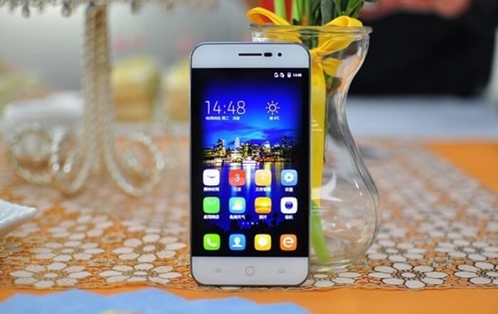 Coolpad Ivvi K1 Mini – самый тонкий смартфон в мире