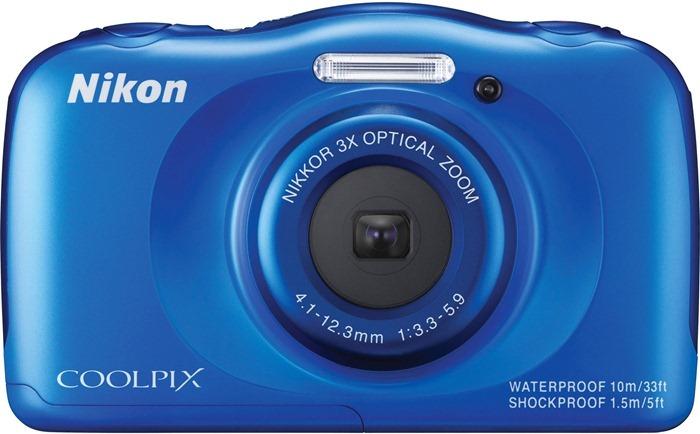 Nikon Coolpix W100 – самый ударопрочный, водостойкий фотоаппарат