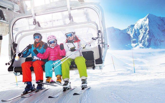Лучшие горнолыжные курорты мира