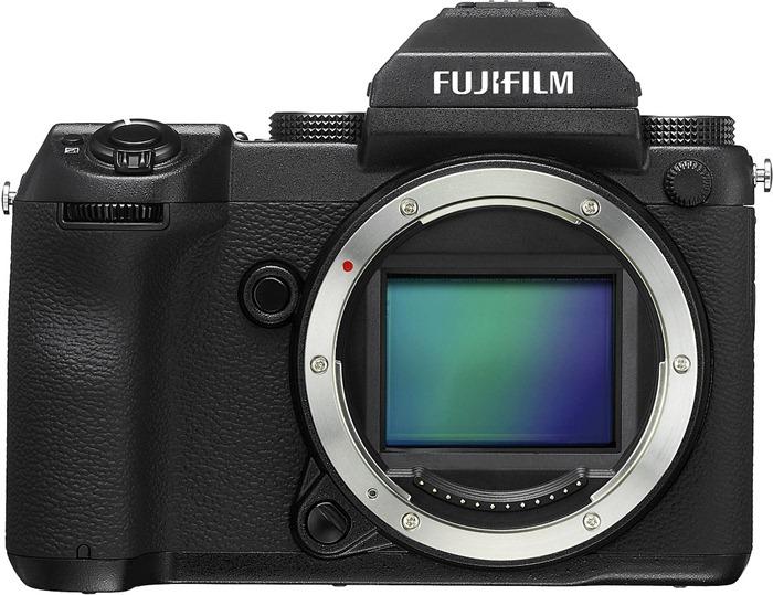 Fujifilm GFX 50S – лучшая среднеформатная камера 2017 года