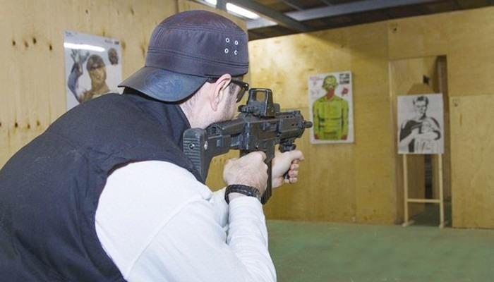 Пострелять из пистолета