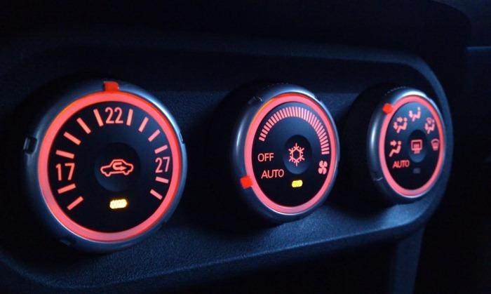 Температура салона влияет на безопасность за рулём