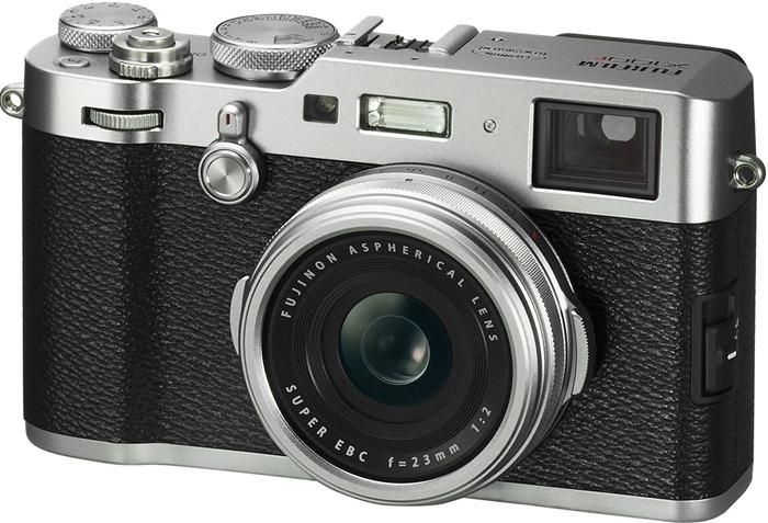 Fujifilm X100F – лучший профессиональный компактный фотоаппарат