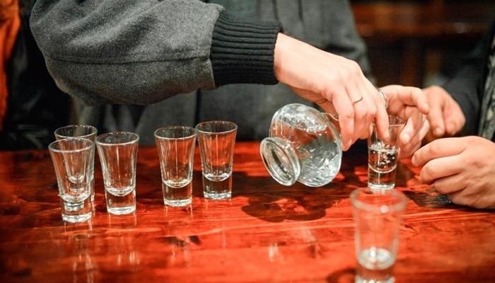 Музей водки в подарок на 23 февраля