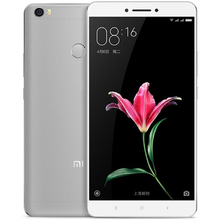 Открывает рейтинг смартфонов Xiaomi Mi Max