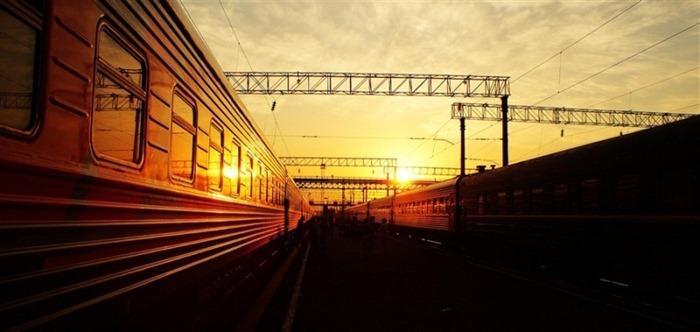 Романтика поездов