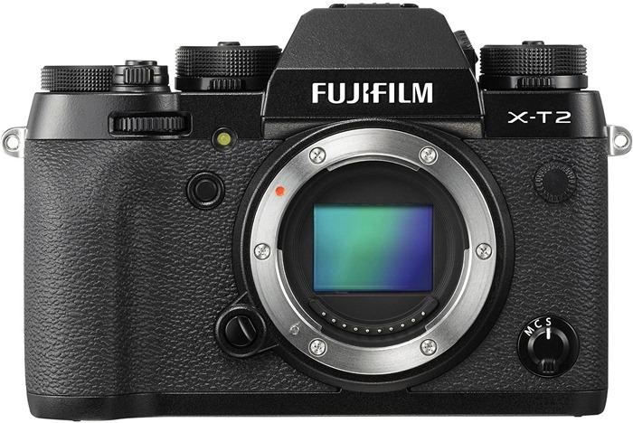 Fujifilm X-T2 – хорошая беззеркалка для энтузиастов