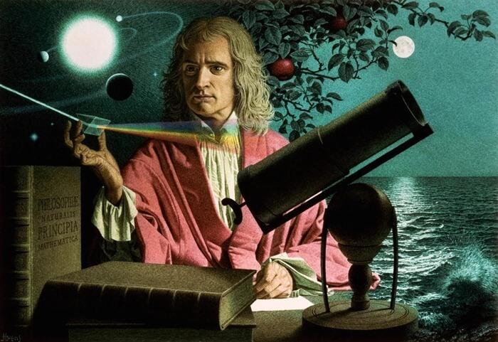 Ньютон о Конце света