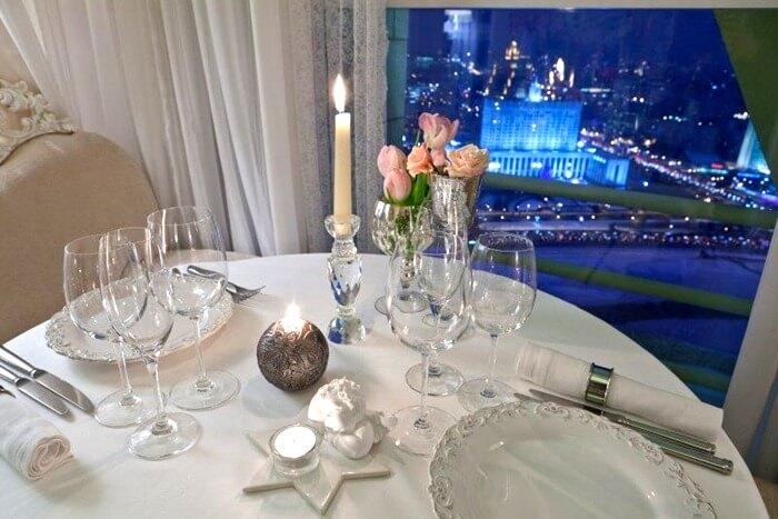 Ресторан «Romantic» Москва