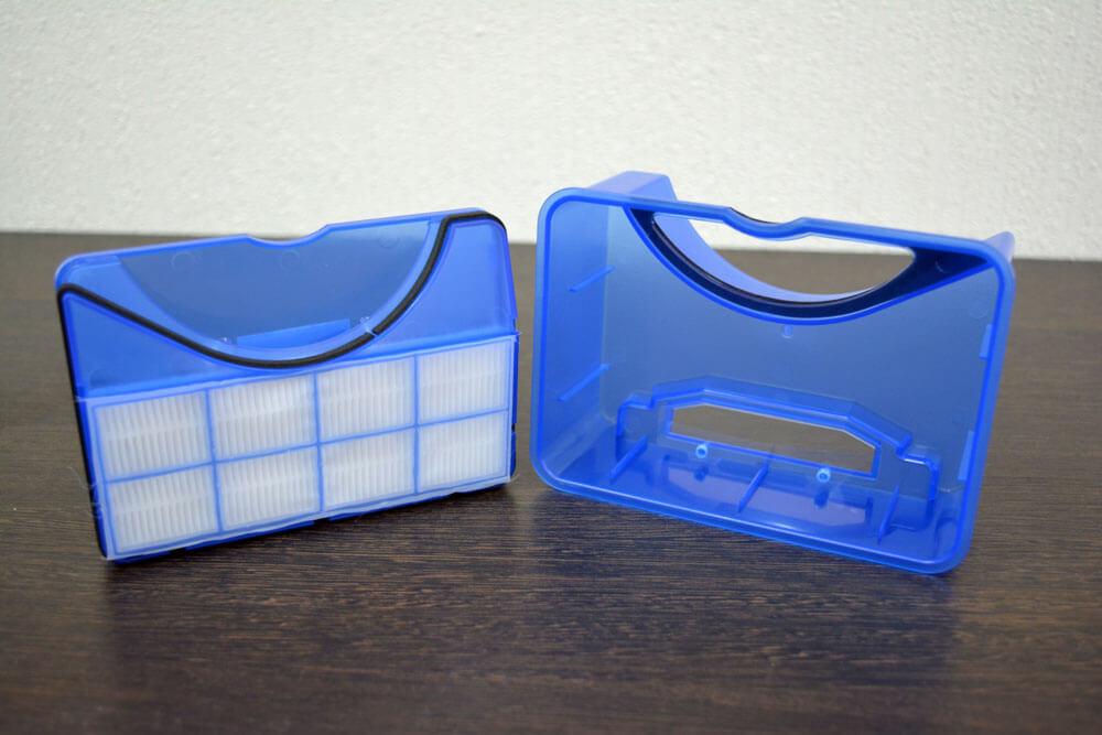 Пылесборник с фильтром