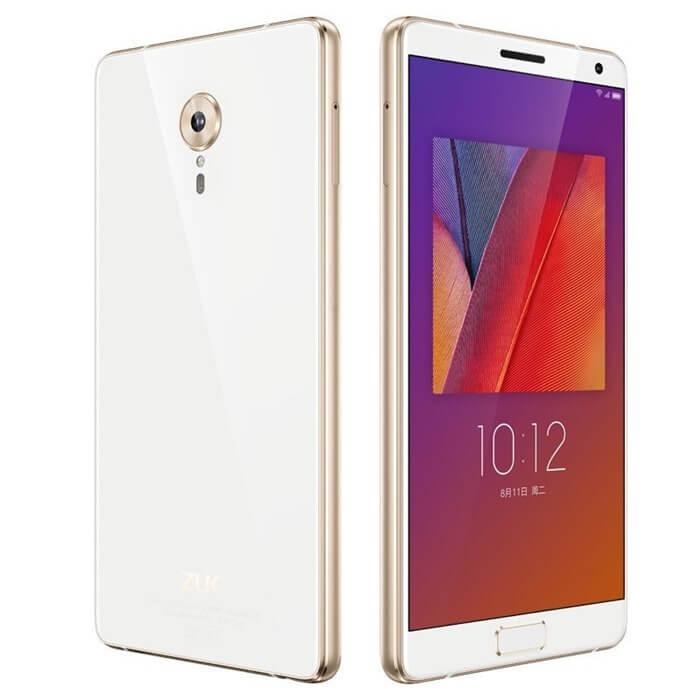 ZUK Edge открывает список безрамочных смартфонов