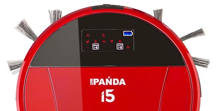 Робот-пылесос Panda i5 – новинка 2017 года