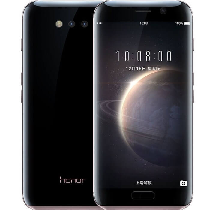 Huawei Honor Magic вошел в топ-5 безрамочных смартфонов