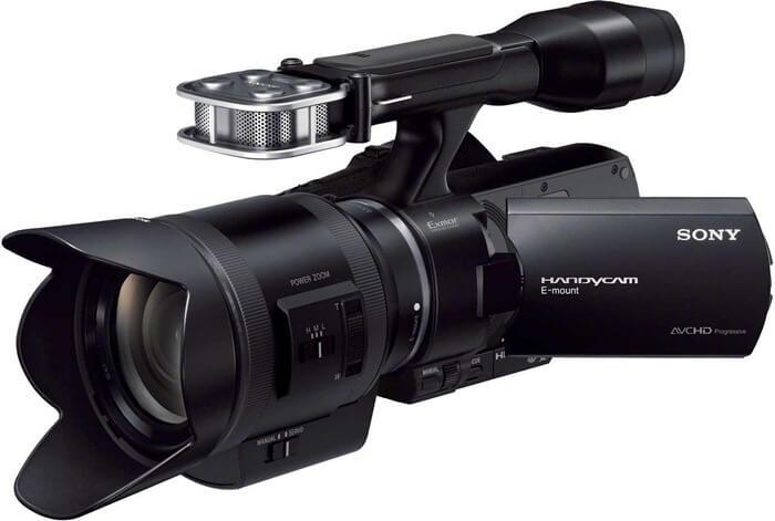 Sony NEX-VG30H