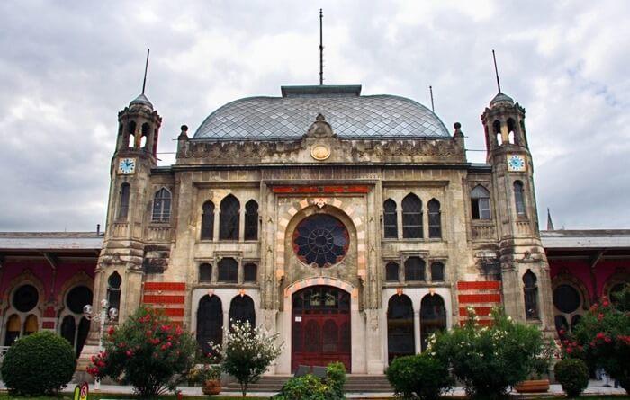Вокзал Сиркеджи, Стамбул, Турция