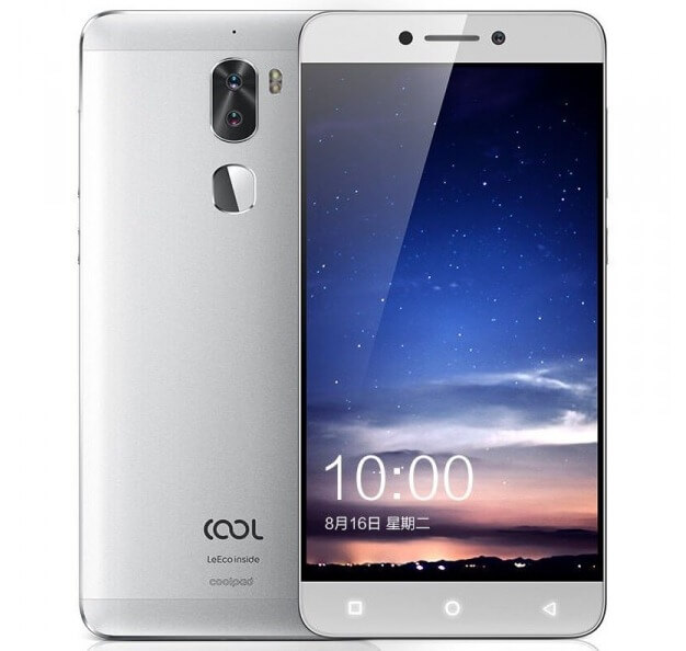 LeEco Cool1 хороший смартфон с ёмким аккумулятором