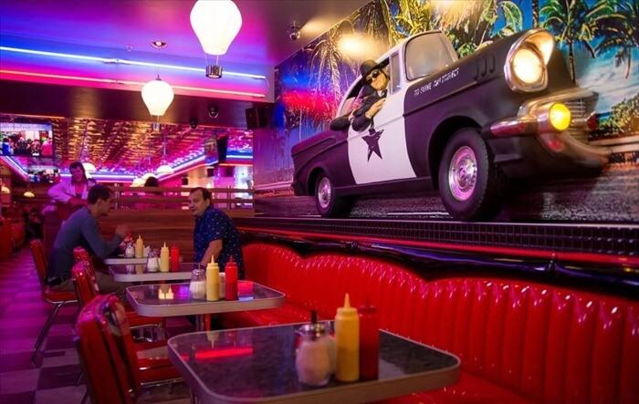 «Beverly Hills Diner»