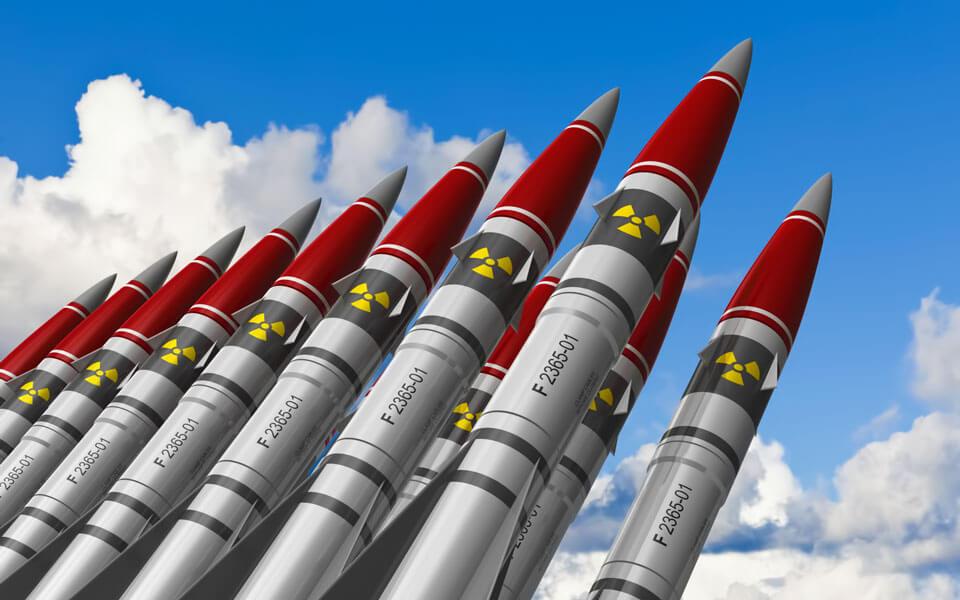 Ядерные державы мира на 2017 список