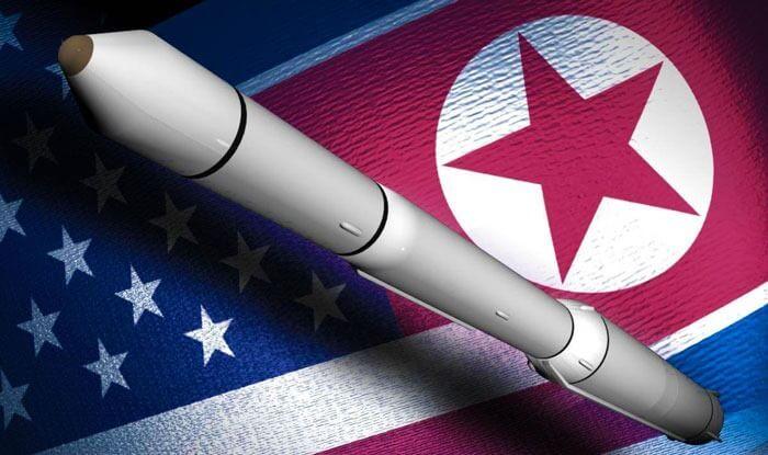 Ядерная война между КНДР и США