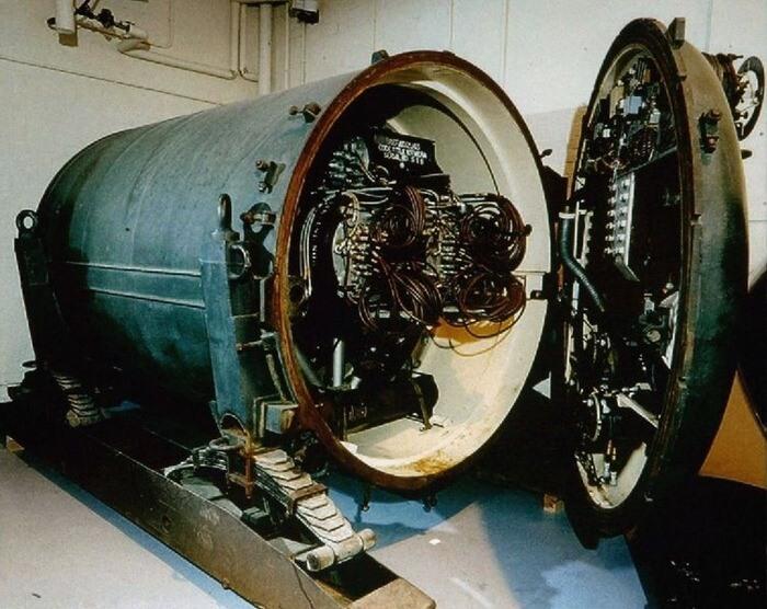 Куриное ядерное оружие