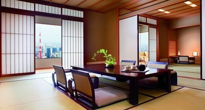 Ritz-Carlton Tokyo – $25 000