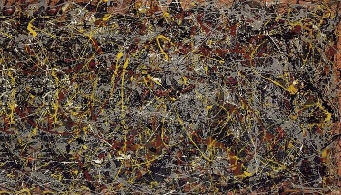 Джексон Поллок«Номер5», 1948