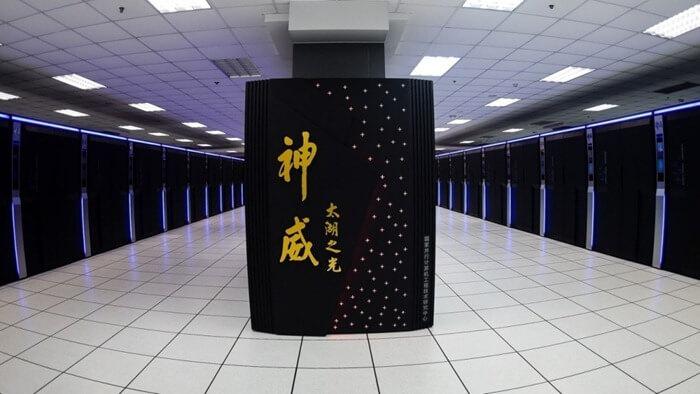 Sunway TaihuLight самый мощный суперкомпьютер в мире
