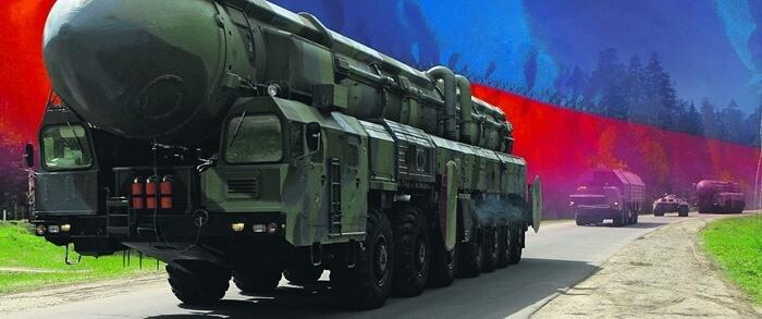 Россия – самая ядерная держава